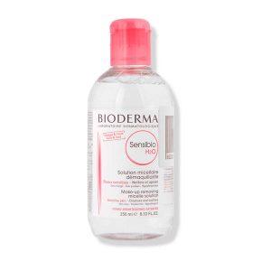 Solución micelar dermatológica ideal para limpiar, desmaquillar y calmar la piel de rostro y ojos.